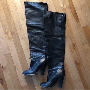 ALDO over-the-knee boots